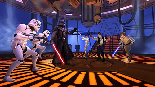 Star wars: Galaxy of heroes为iPhone