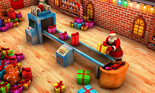 Santa Christmas escape mission für Android