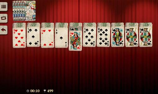 Spider solitaire by Elvista media solutions для Android