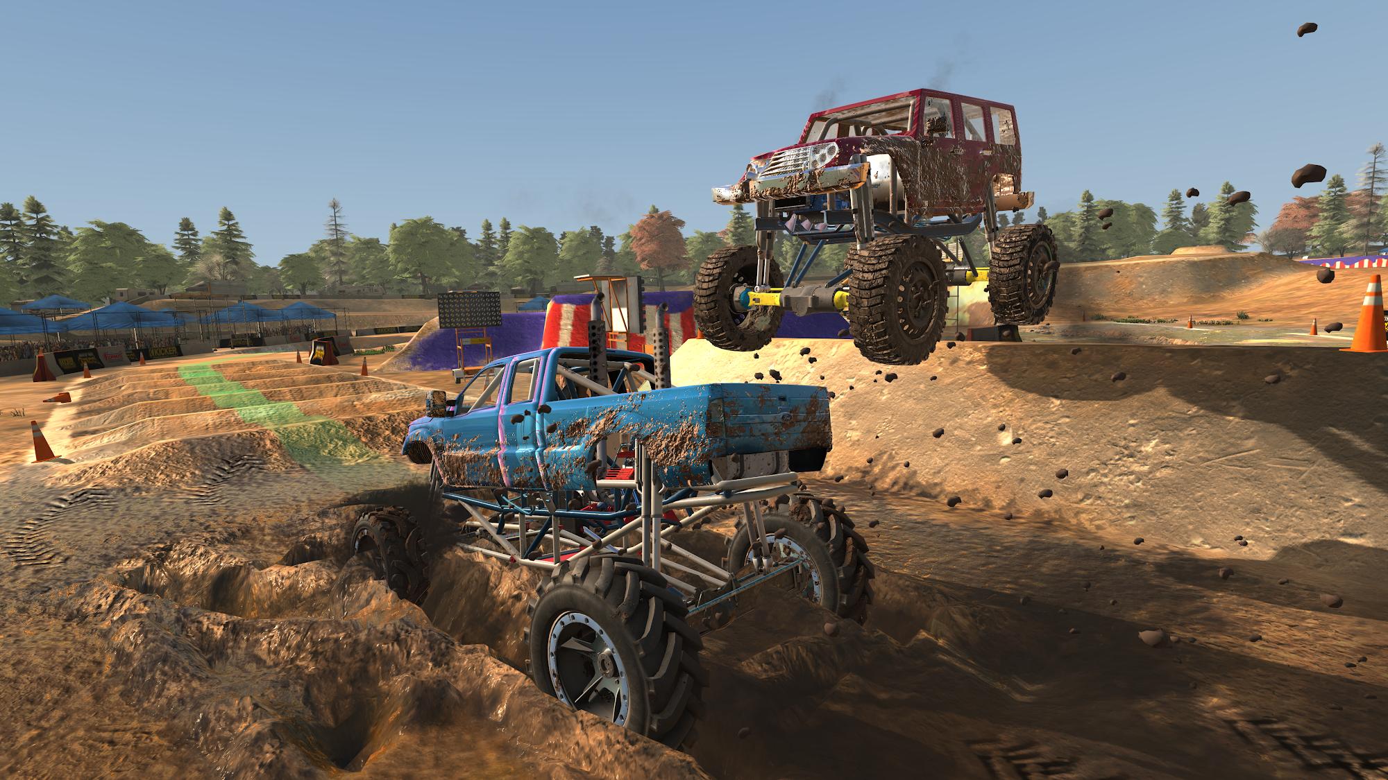 Trucks Off Road screenshot 1