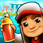 Subway surfers: World tour Moscow ícone