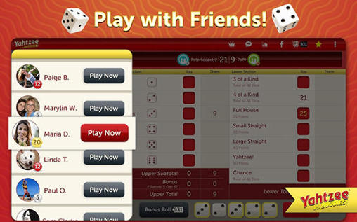 Yahtzee with buddies for Android