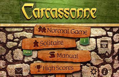 Carcassonne en russe