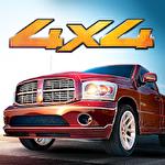 Drag racing 4x4 icono