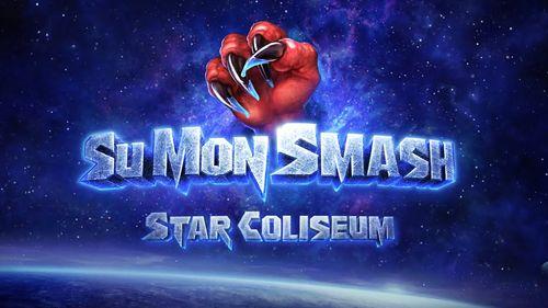 logo Su Mon Smash: Sternen Kolosseum