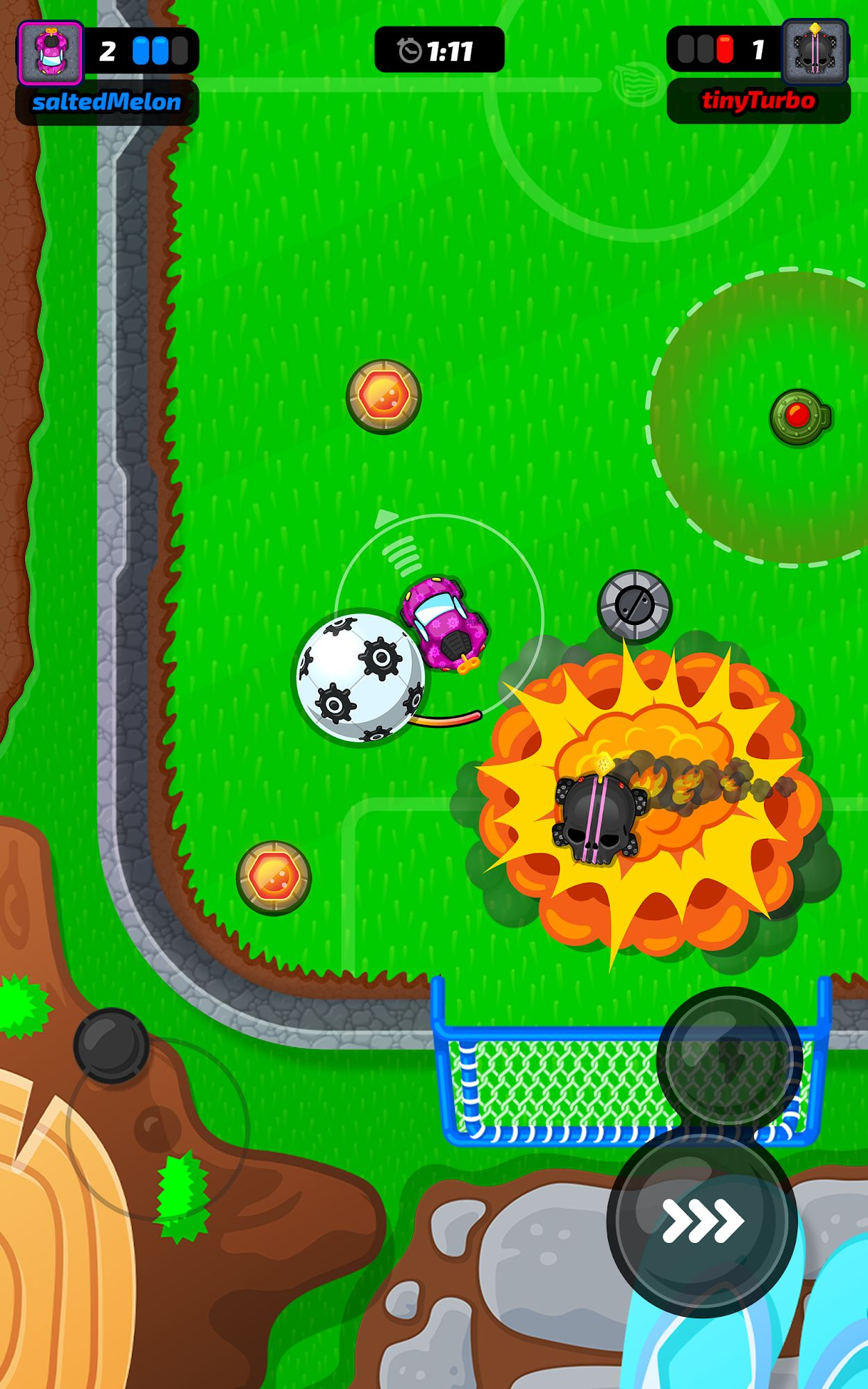 Motorball for Android