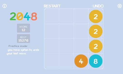 2048 reborn for Android
