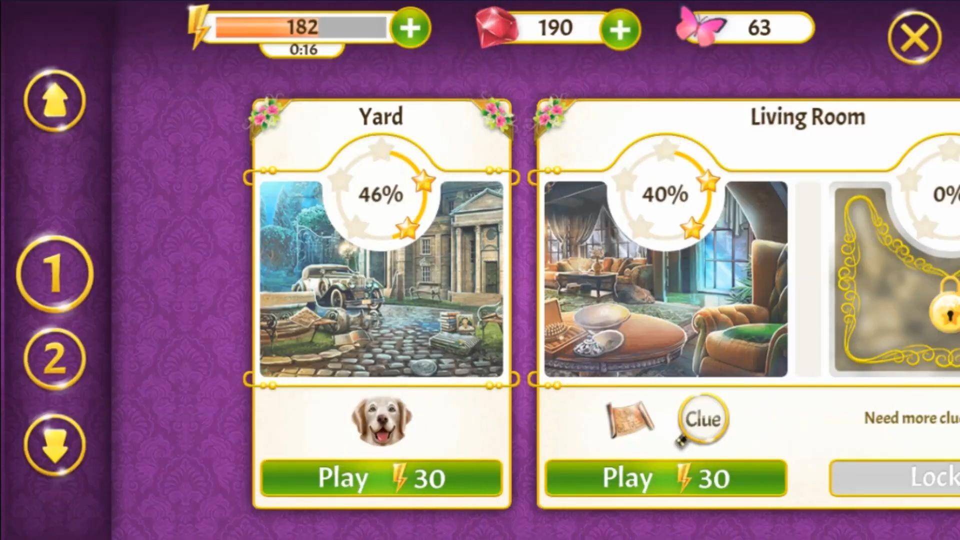 Lynda's Legacy - Hidden Objects screenshot 1