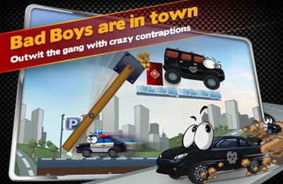 Arcade games: download Car Toons! to your phone