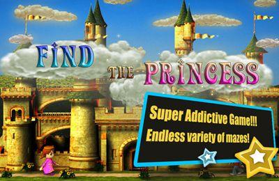 logo Finde die Prinzessin - Top Kostenloses Labyrinth-Spiel