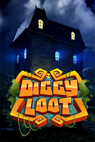 Diggy loot: A dig out adventure скриншот 1