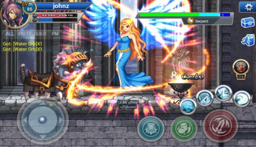 Soul guardians: Age of Midgard для Android