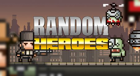 Random heroes screenshot 1