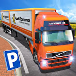 Иконка Truck driver: Depot parking simulator