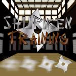 Shuriken training HD Symbol