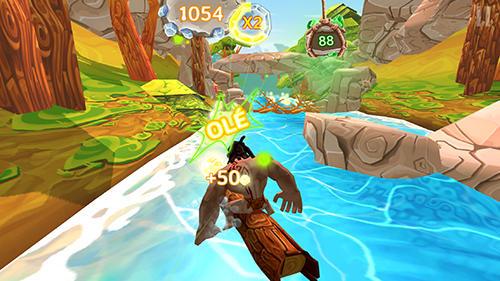 Tribal raft: A far ride für Android