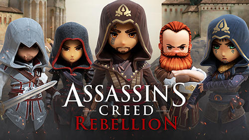 Assassin's creed: Rebellion скріншот 1