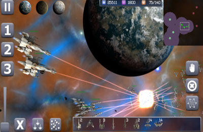 Shooter games Galactic Conflict