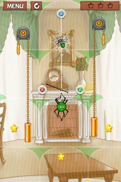 Jack die Spinne für iPhone