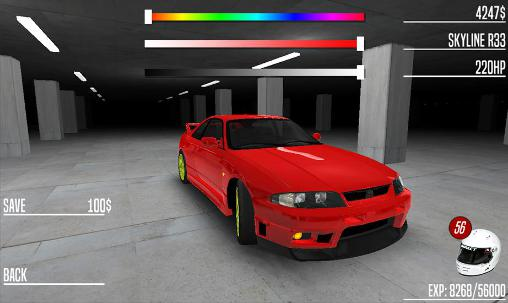 Japan drag racing for Android