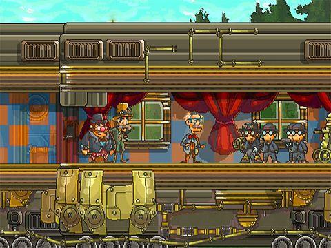Captura de pantalla Steam Punks en iPhone