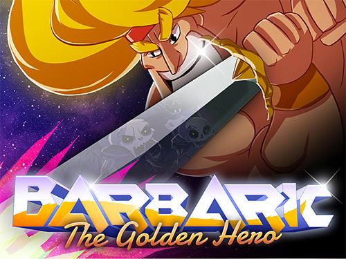 Barbaric: The golden hero Screenshot