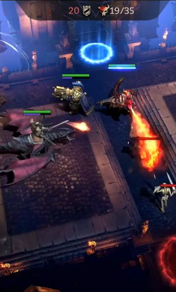 Chaos Warfare スクリーンショット1