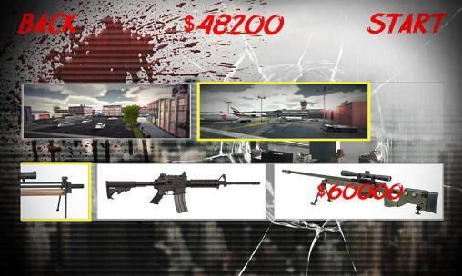 Zombie elite sniper скриншот 2