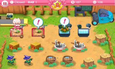 Simulator-Spiele Pretty Pet Tycoon für das Smartphone