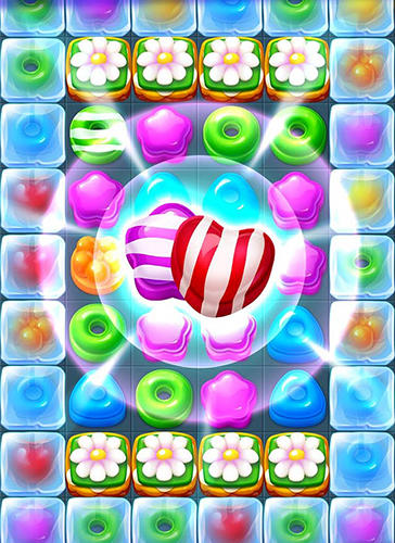 Jogos de arcade Candy smash maniapara smartphone