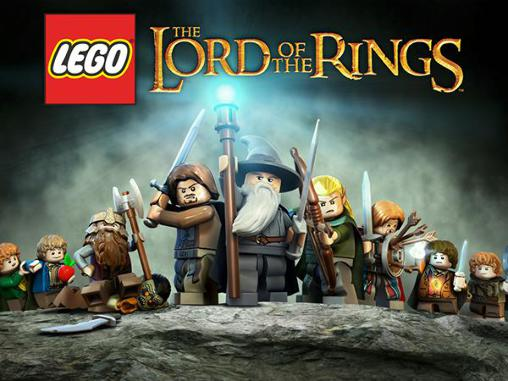 LEGO The lord of the rings capture d'écran 1