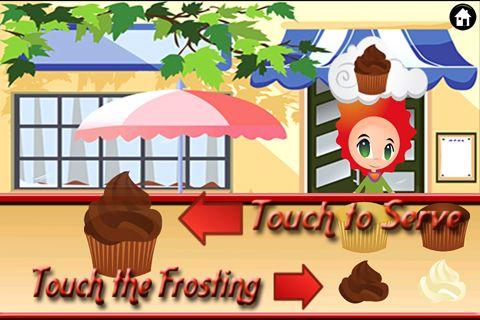 Simulator-Spiele: Lade Cupcake Cafe! auf dein Handy herunter