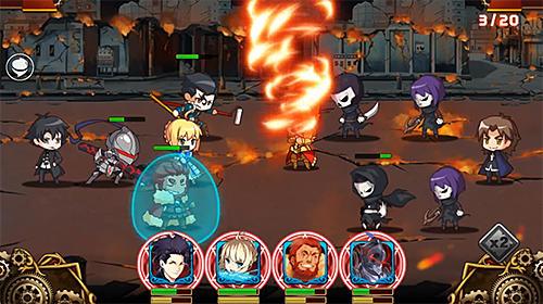 Sword of legend: SOL screenshot 4