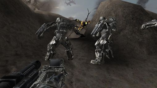 Edge of tomorrow game screenshot 1