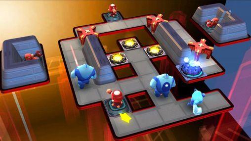Arcade-Spiele: Lade Roboter Truppe auf dein Handy herunter