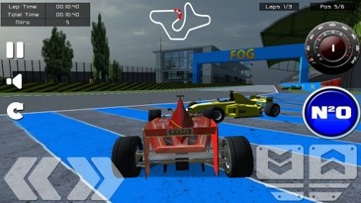 Formula racing game. Formula racer для Android