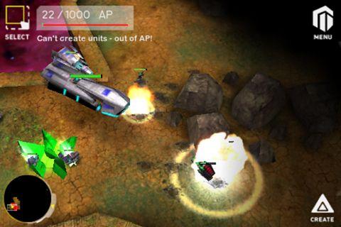 策略 Armada: Galactic war英语