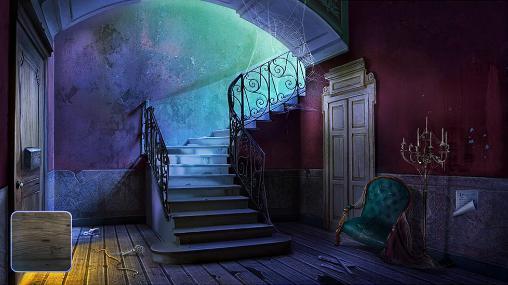 Abenteuer-Spiele Home darkness: Escape für das Smartphone