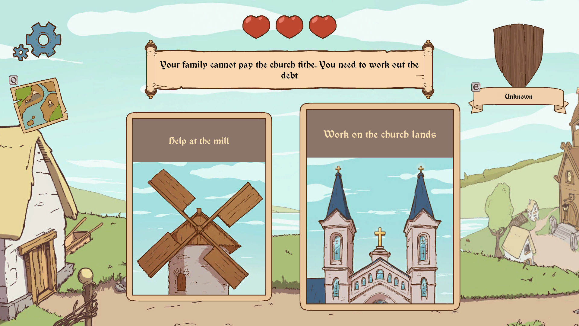 Android用 The Choice of Life: Middle Ages