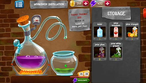 Alcohol factory simulator für Android