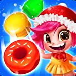 Sweet cookie blast icon