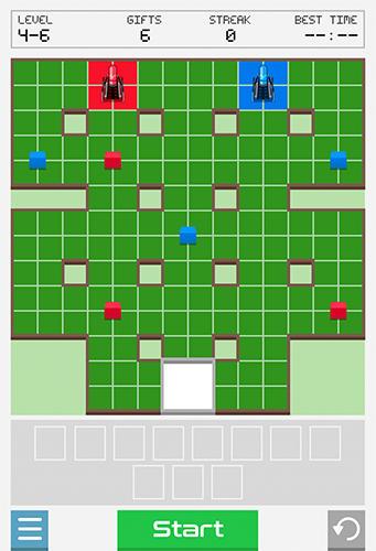 Jogos de lógica Robocon questpara smartphone