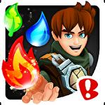 Spellfall: Puzzle adventure Symbol