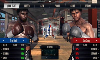 Real Boxing für Android