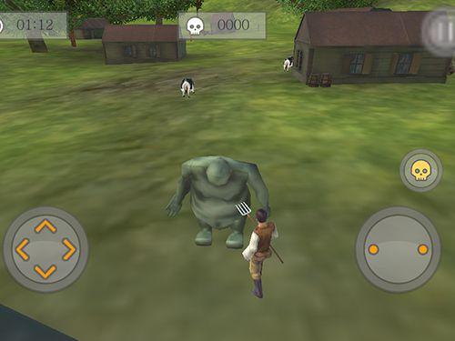 Troll Rache 3D: Deluxe auf Deutsch