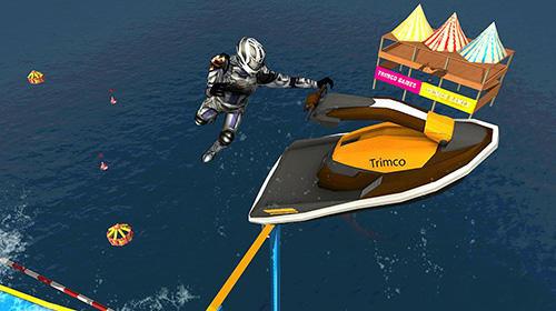 Jetski water racing: Riptide X для Android