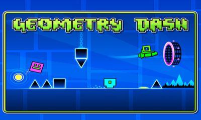 Geometry Dash скриншот 1