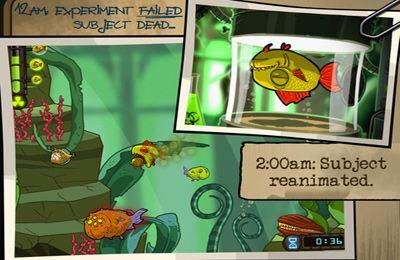 d'arcade: téléchargez Le poisson Zombie sur votre téléphone