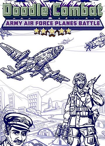 Capturas de tela de Doodle combat: Army air force planes battle