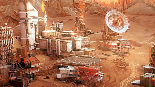 Stellar age: MMO strategy Screenshot